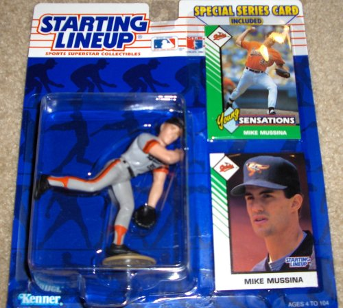 Mike Mussina 1993 MLB Starting Lineup