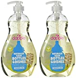 Dapple Baby Bottle & Dish Liquid 16.9 Oz (Pack of 2)