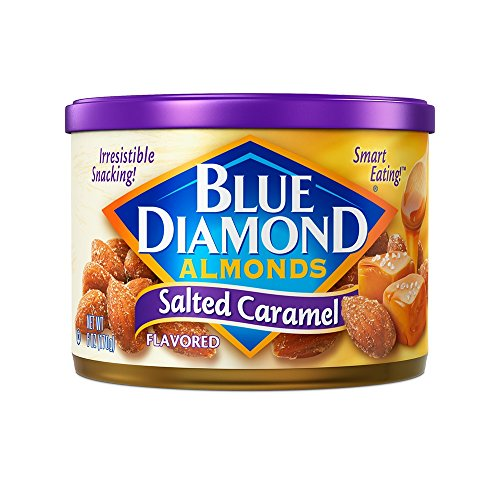 Blue Diamond Almond Growers (Blue Diamond Almonds, Salted Caramel, 6 Ounce)