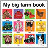 My Big Farm Book, Roger Priddy, 0312510829