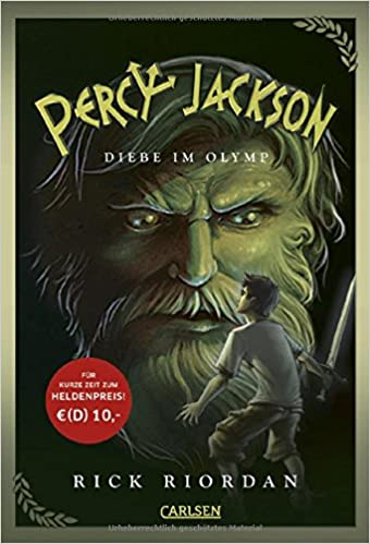 wholesale price detailed pictures the latest Percy Jackson - Diebe im Olymp: Amazon.de: Rick Riordan ...