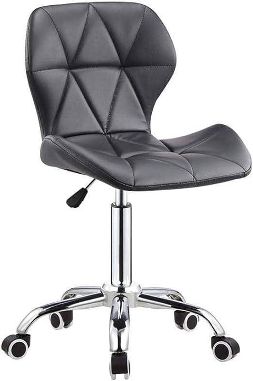 Silla con ruedas Sillas de escritorio de oficina ajustables ...