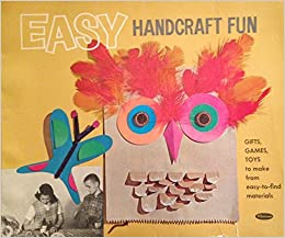 Easy Handcraft Fun Fredrica Glass Lela Gross F A Frey Amazon