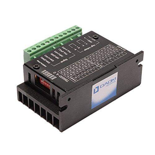 (DAOKI 4A TB6600 tb67s109 Stepper Motor Driver Controller 9~42V TTL 16 Micro-Step CNC 1 Axis M)
