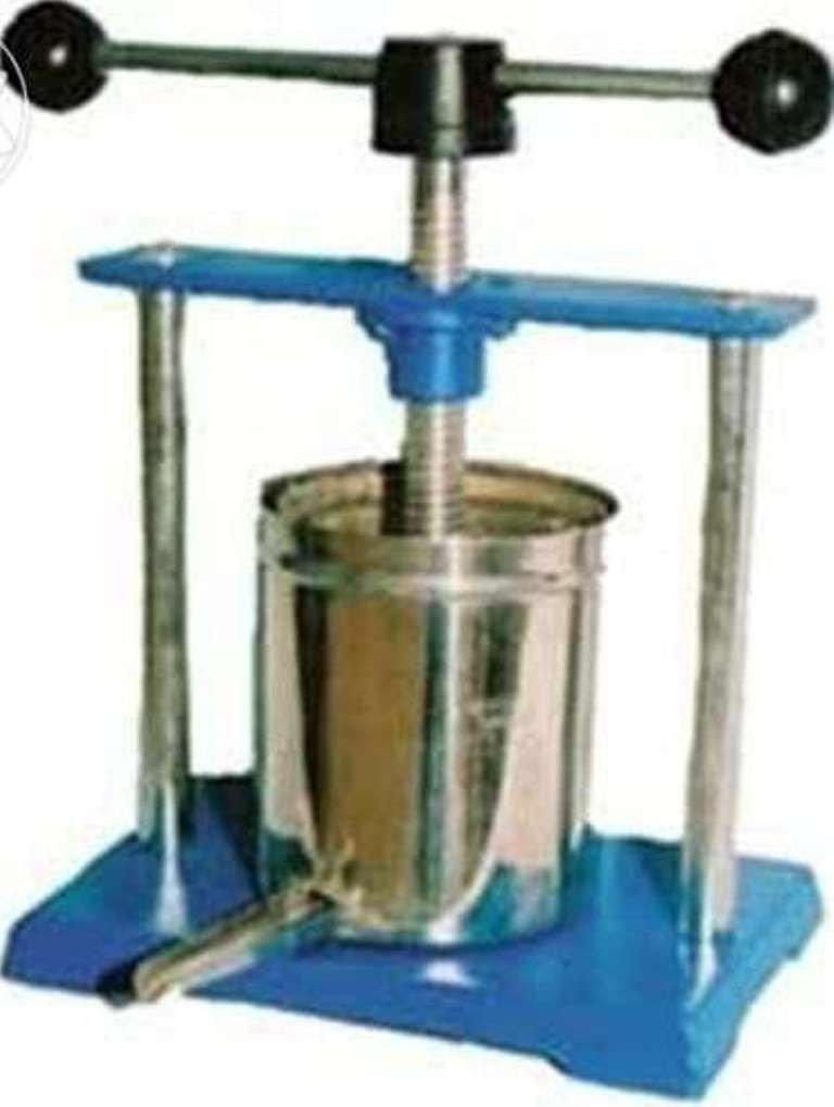 HEAVY DUTY Tincture Press 1 Ltr Best Quality Original by Bexco BRAND
