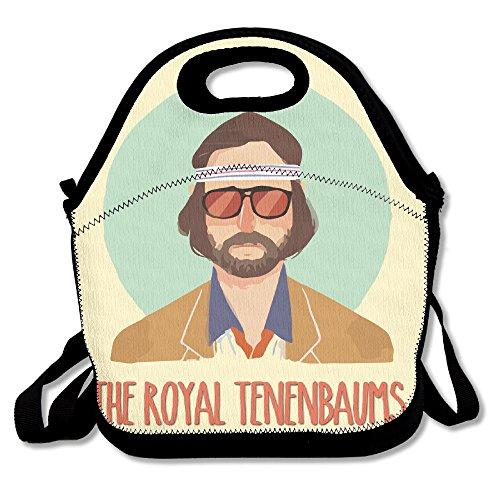 The Royal Tenenbaums Lunch Tote Bag Travel School Picnic Lunch Box Bag Lunch Holder For Men, Women, Kids