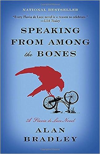 Alan Bradley - Speaking from Among the Bones Audiobook Free