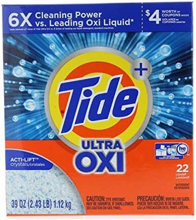 Tide Ultra Oxi Powder