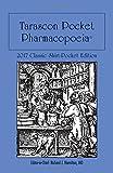 Tarascon Pocket Pharmacopoeia 2017 Classic Shirt-Pocket Edition