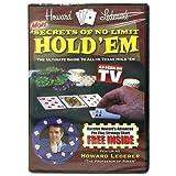 Trademark Poker More Secrets of No Limit Hold'Em DVD with Howard Lederer, Multi-Color