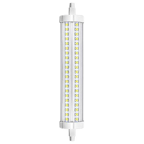 Bonlux - Portalámparas para bombillas de LED, metal, Cool White, R7S, 30.00