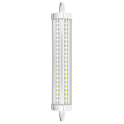 Bonlux - Portalámparas para bombillas de LED, metal, Warm White, R7S, 30.00