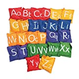 Alphabet Bean Bags - Physical Education Products - 26 per Pack - From Fun365