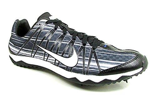 Nike Mens Svart / Summit Vit / Hyper Kobolt Zoom Rival Xc Oss 7.5