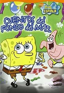 Bob Esponja: Cuentos Del Fondo Del Mar [DVD]