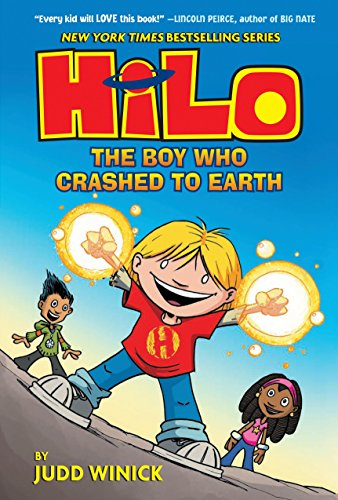 Search : Hilo Book 1: The Boy Who Crashed to Earth