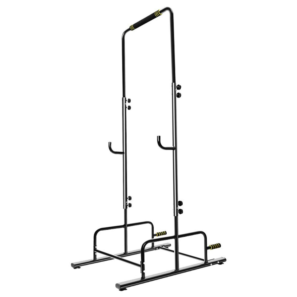 Household Multi-Function Horizontal Bar Indoor Pull-up Device Single Parallel Bar Frame Sporting Goods Children's Home Fitness Equipment by Baianju