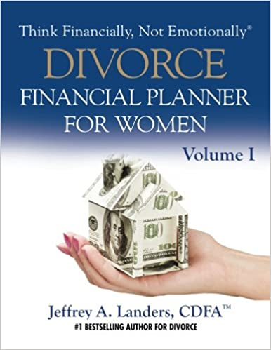 DIVORCE Financial Planner For Women Volume I