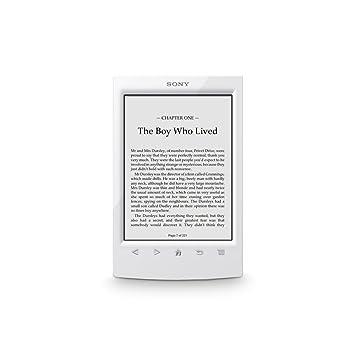 SONY Libro electrónico PRS-T2 - - blanco Importado de EE.UU ...