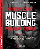 img - for Principles of Muscle Building Program Design (UP Encyclopaedia of Personal Training) book / textbook / text book
