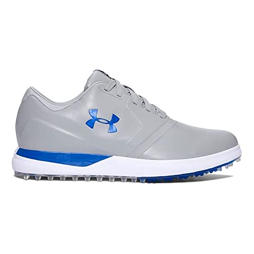 black and blue under armour shoes