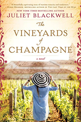 The Vineyards of Champagne by [Blackwell, Juliet]