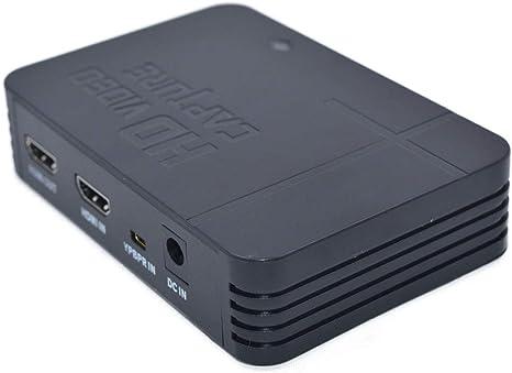 ZUZU Tarjeta de Captura de Video para Juegos con Entrada HDMI y ...