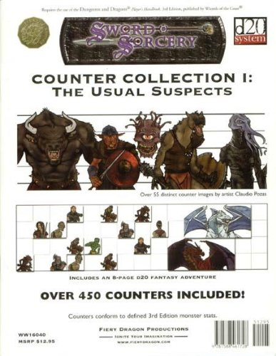 Counter Collection, Vol. 1 (Sword & Sorcery)