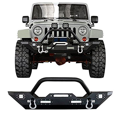 wrangler jeep bumpers - 7