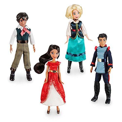 Naomi Mini - Disney Elena of Avalor Mini Doll Set - 5 Inches