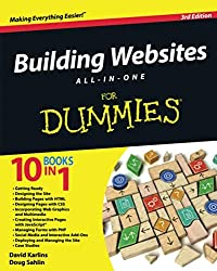 Image of the product Building Websites All in that is listed on the catalogue brand of Brand: For Dummies.