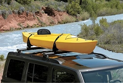 Price comparison product image Kayak Rack Wrangler Jeep Cherokee Commander Liberty Compass Patriot Surfboard Kayak Carier
