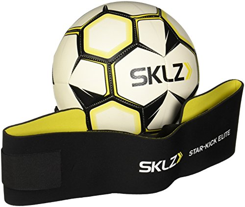 SKLZ Star-Kick Elite. Premium Solo Soccer Trainer With Ball (Size 5)