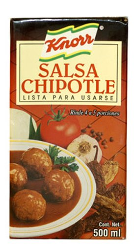 Knorr Salsa Chipotle
