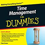 Time Management For Dummies Audiobook | Clare Evans