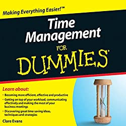Time Management For Dummies Audiobook