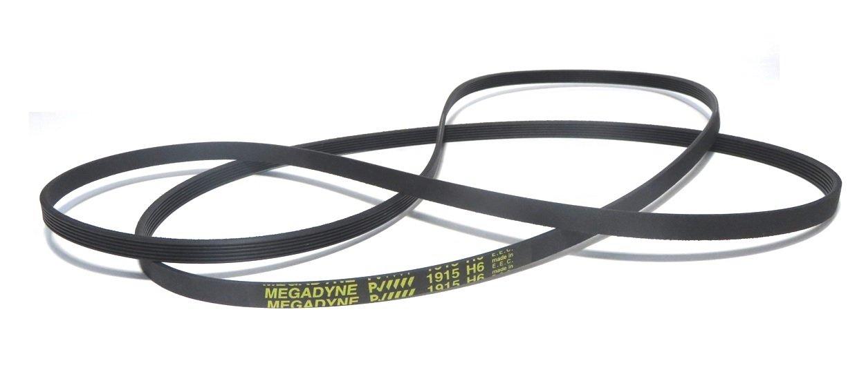 Megadyne - Correa de secadora 1915 H6 whqxj