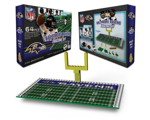 NFL Baltimore Ravens Endzone Toy Set