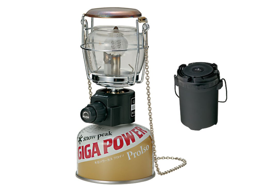 Snow Peak Gigapower Mid Lantern
