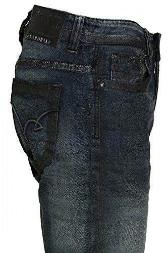 Kaporal - Pantalons / Jeans - jean broz petrol