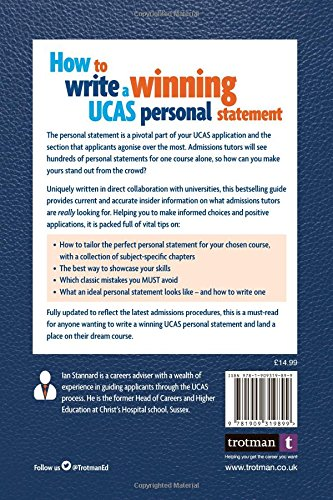 how to write a personal statement for a resume
