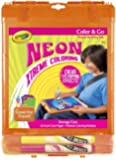 Crayola Neon Extreme Color and Go Drawing Marker
