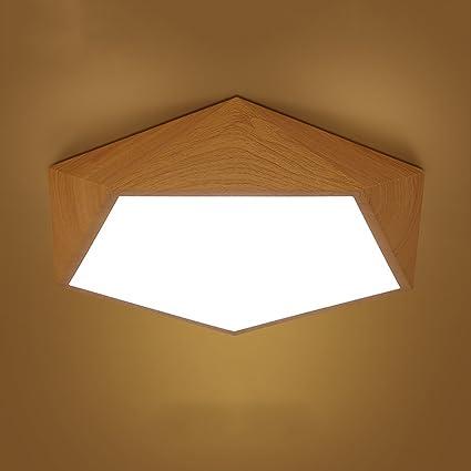 Sxkt. Lámparas led japonesas lámpara de Techo Simple y ...