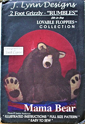 Grizzly Sewing Patterns - OOP J. Lynn Designs SEWING PATTERN. 24