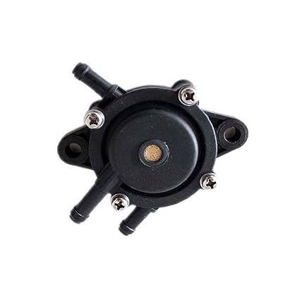 HURI Fuel Pump for John Deere L120 L118 LA105 LA120 LA115 LA130 LA140 LA150  Z425 D100 D110 X125 X145