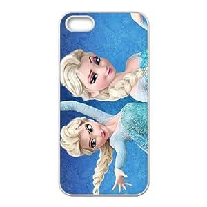 Frozen fresh lovely girl Cell Phone Case for iPhone 5S