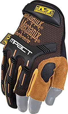 Mechanix Wear M-Pact Framer Leather Gloves