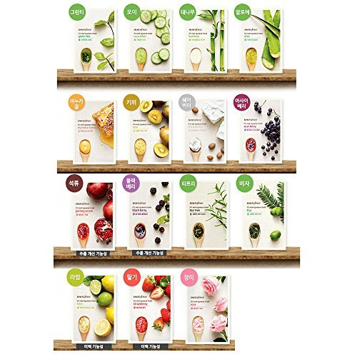 Innisfree Real Squeeze Sheet sheets product image