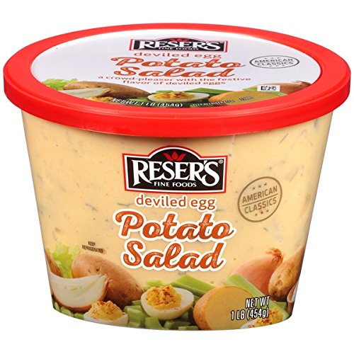 Reser#039s Deviled Egg Potato Salad 16 oz