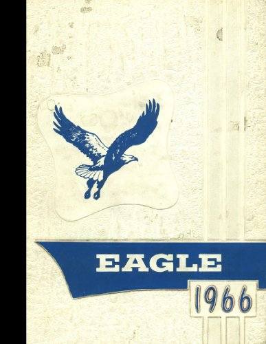 (Reprint) 1966 Yearbook: New Caney High School, New Caney, Texas